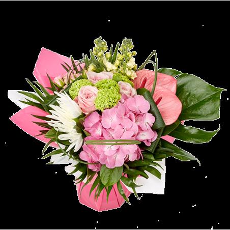 "Adorable - ""Bouquet Rose Nymphe"""