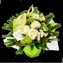 """Admirable - """"Bouquet Blanc..."""
