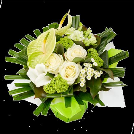 """Admirable - """"Bouquet Blanc Ivoire"""""""